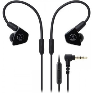 Наушники Audio-Technica ATH-LS50 iS black наушники audio technica ath msr7bk