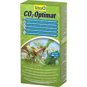 Реактор Tetra CO2 Optimat Complete Set for Intensive CO2 Supply for Lush, Healty Water Plants для обогощения воды CO2 улучшает рост растений usa cvd znse focus lens 25mm dia 50 8mm focal for co2 laser co2 laser engrave machine co2 laser cutting machine