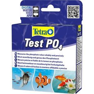 Тест Tetra Test PO4 на содержание фосфатов для пресной и морской воды 10мл тест sera nh4 nh3 test ammonium ammonia test на содержание аммония и аммиака для воды в аквариуме 3х15мл