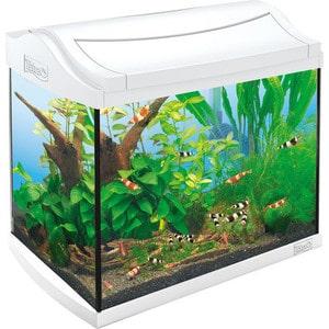 Аквариумный комплекс Tetra AquaArt Discover Line Shrimps White Edition для содержания креветок 20л (белый)