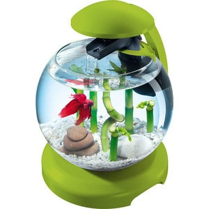 Аквариумный комплекс Tetra Cascade Globe Fresh Green Designer Nano Aquarium with Clear Water Tehnology 6,8л (зелёный) dometic rm 8400