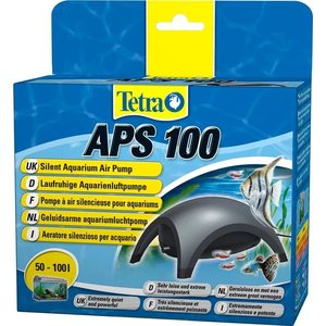 Tetra APS 100 Silent Aquarium Air Pomp для аквариумов 50-100л