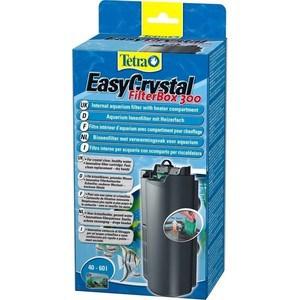 Фильтр Tetra EasyCrystal 300 Filter Box Internal Aquarium Filter with Heater Compartment внутренний с обогревателем для аквариумов 40-60л