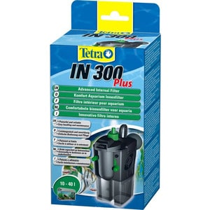 Фильтр Tetra IN 300 Plus Advanced Internal Filter внутренний для аквариумов до 40л фильтр внутренний tetra in 600 plus для аквариумов до 100 л