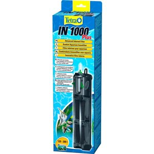 Фильтр Tetra IN 1000 Plus Advanced Internal Filter внутренний для аквариумов до 200л фильтр внутренний tetra in 600 plus для аквариумов до 100 л