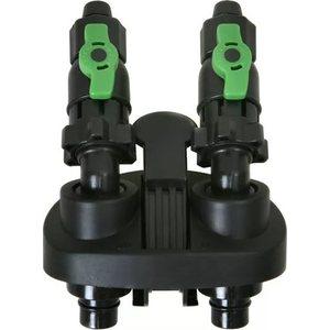 Адаптер Tetra Hose Adapter для внешних фильтров Tetra EX 600 Plus/800 Plus 10pcs lot 3 ways 12mm bsp tee hose barbed connection pipe brass coupler adapter brand new