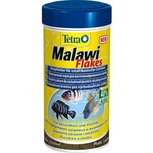 Корм Tetra Malawi Flakes Complete Food for East African Cichlids хлопья с водорослями для восточно-африканских цихлид 1л diversity of east african physic nut jatropha curcas l germplasm