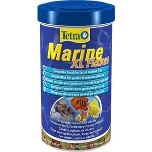 Корм Tetra Marine Granules XL Complete Food for All Marine Fish крупные хлопья для морских рыб 500мл