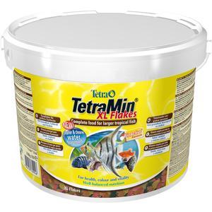 Корм Tetra TetraMin XL Flakes Complete Food for Larger Tropical Fish крупные хлопья для больших тропических рыб 3,6л