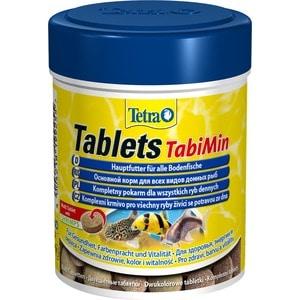 Корм Tetra Tablets TabiMin Shrimps Complete Food for Bottom-feeding Fish таблетки с креветками для всех видов донных рыб 2050таб корм tetra goldfish flakes complete food for all goldfish хлопья для всех видов золотых рыбок 1л 204355