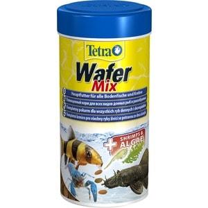 Корм Tetra Wafer Mix Complete Food for Bottom-feeding Fish and Crustaceans пластинки для всех видов донных рыб и ракообразных 1л