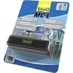 Скребок Tetra MC L Magnetic Aquarium Glass Cleaner магнитный для очищения стекол в аквариуме tetra tetra decoart plant элодея l anacharis l 30см