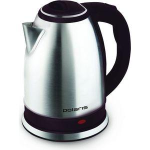 Чайник электрический Polaris PWK 1749CA чайник polaris pwk 1749ca 2200 вт бордовый 1 7 л нержавеющая сталь