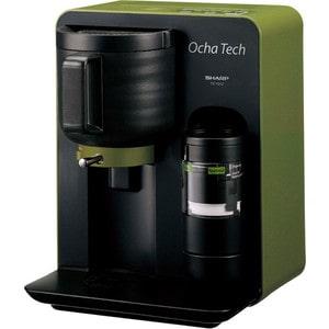 Чайная машина Sharp Ocha Tech TET01ZGR, зеленая c pe153 yunnan run pin 7262 семь сыну пуэр спелый чай здравоохранение чай puerh китайский чай pu er 357g зеленая пища