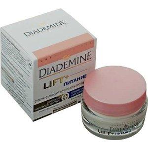 DIADEMINE LIFT+ Крем Ночной Питание 50мл diademine lift крем дневной разглаживание морщин 50мл