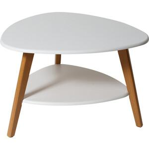 Стол журнальный Калифорния мебель Бруклин белый стол журнальный калифорния мебель бруклин венге
