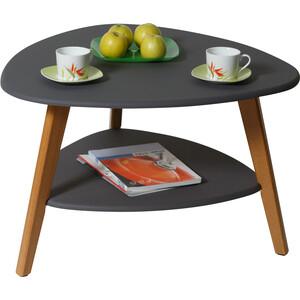 Стол журнальный Калифорния мебель Бруклин графит стол журнальный калифорния мебель бруклин венге
