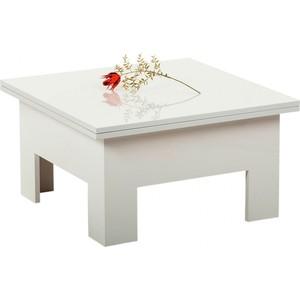 Стол-трансформер Levmar Basic GL складной журнальный стол хай тек levmar cross gl белый глянец
