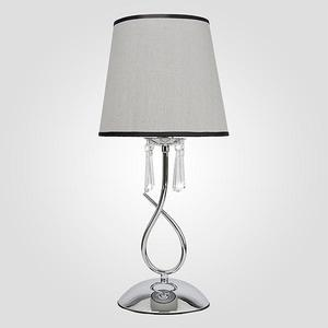 Настольная лампа Eurosvet 01007/1 хром tf 35 01007