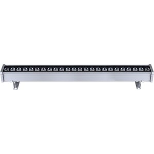 все цены на Уличный настенный светодиодный светильник Horoz 24W голубой 109-001-0024 онлайн