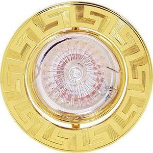Точечный светильник Horoz HL779 золото 015-012-0050 светильник horoz electric 400 012 107