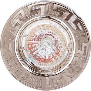 Точечный светильник Horoz HL779 матовый хром 015-012-0050 светильник horoz electric 400 012 107