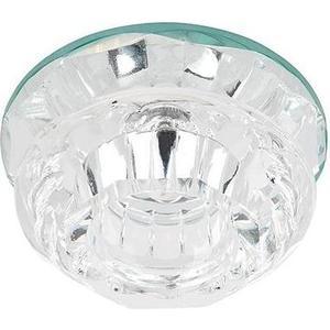 Точечный светильник Horoz Gonca HL802 прозрачный 015-003-0020 точечный светильник horoz hl803 прозрачный 015 004 0020