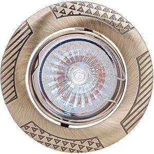 Точечный светильник Horoz HL797 античный зеленый 015-013-0050 подставка sewmate spr 013