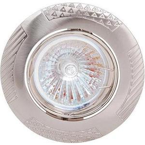 Точечный светильник Horoz HL797 матовый хром 015-013-0050