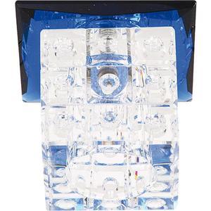 Точечный светильник Horoz HL805 голубой 015-006-0020 встраиваемый светильник horoz lilyum желтый 015 006 0020 hl805