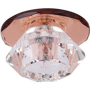 Точечный светильник Horoz HL801 коричневый 015-002-0020 жен комплект арт 19 0020 васильковый р 48