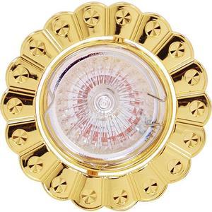 Точечный светильник Horoz HL759 золото 015-016-0050