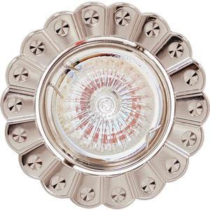 Точечный светильник Horoz HL759 матовый хром 015-016-0050
