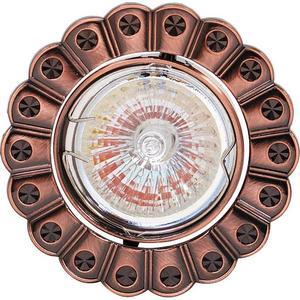 Точечный светильник Horoz HL759 медь 015-016-0050