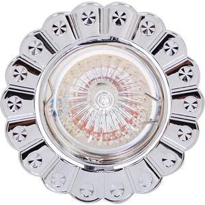 Точечный светильник Horoz HL759 хром 015-016-0050
