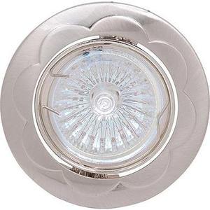 Точечный светильник Horoz HL799 матовый хром 015-014-0050 леска salmo team tournament nylon 150 014 ts4913 014