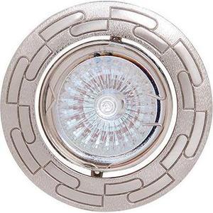 Точечный светильник Horoz HL798 матовый хром 015-014-0050 леска salmo team tournament nylon 150 014 ts4913 014