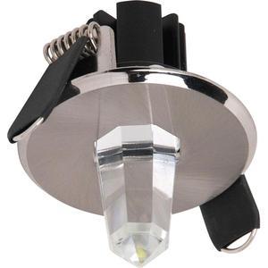 Встраиваемый светодиодный светильник Horoz Natalia белый 016-001-0001