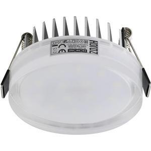 Встраиваемый светодиодный светильник Horoz 7W 4200К 016-040-0007 встраиваемый светодиодный светильник horoz 15w 6000к белый 016 017 0015 hl6756l