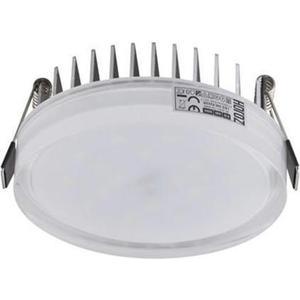 Встраиваемый светодиодный светильник Horoz 9W 4200К 016-040-0009 встраиваемый светодиодный светильник horoz 15w 6000к белый 016 017 0015 hl6756l