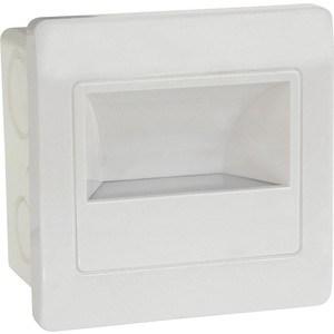 Встраиваемый светодиодный светильник Horoz 079-026-0002 белый гамак kerry 0002
