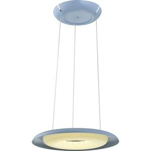 Подвесной светодиодный светильник Horoz Deluxe синий 019-012-0035 светильник horoz electric 400 012 107