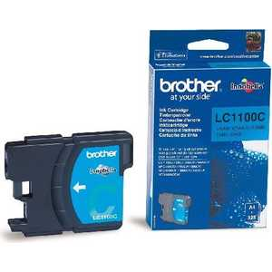 Brother LC1100C refillable color ink jet cartridge for brother printers dcp j125 mfc j265w 100ml