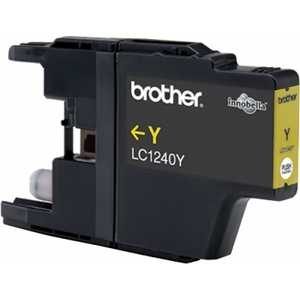 Brother LC1240Y brother lc1240y yellow