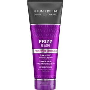 John Frieda Frizz Ease FOREVER SMOOTH Шампунь для гладкости волос длительного действия против влажности 250 мл artego разглаживающий дисциплинирующий уход forever smooth 250 мл