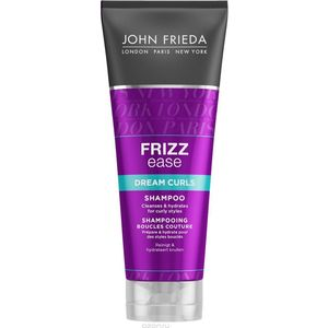 John Frieda Frizz Ease DREAM CURLS Шампунь для волнистых и вьющихся волос 250 мл urban tribe сглаживающий шампунь для вьющихся волос 250 мл