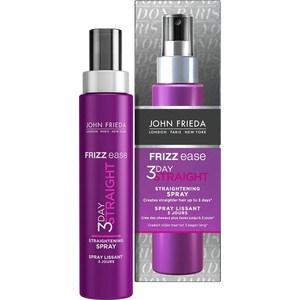 John Frieda Frizz Ease 3 DAY STRAIGHT Выпрямляющий моделирующий спрей для волос длительного действия 100 мл массажер аппарат gezatone массажер для глаз gezatone isee 380
