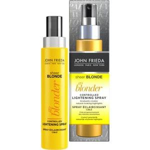 John Frieda Sheer Blonde Go Blonder Осветляющий спрей для волос 100 мл салатник мфк профит верона диаметр 23 см