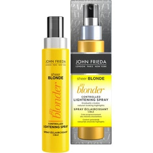 John Frieda Sheer Blonde Go Blonder Осветляющий спрей для волос 100 мл fables the deluxe edition book five