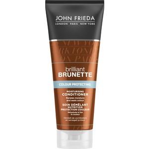 John Frieda Brilliant Brunette COLOUR PROTECTING Увлажняющий кондиционер для защиты цвета темных волос 250 мл цена 2017